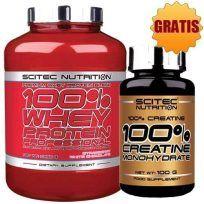 whey-creatina