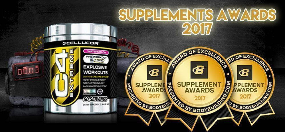 Supplements awards 2017