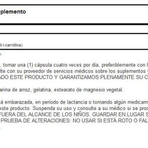 Etiqueta-Acetyl-L-carnitina