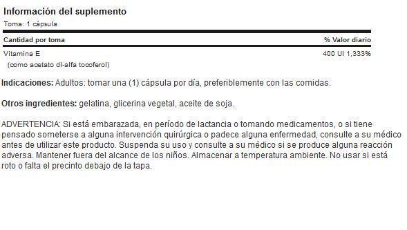 Etiqueta-Vitamina-E