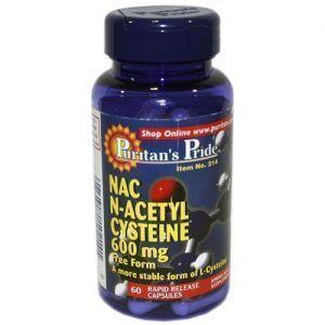 N-Acetyl-Cisteina