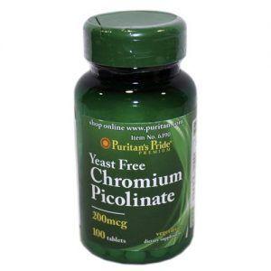 Picolinato-de-Cromo