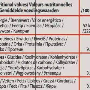 Etiqueta-Protein-Shake