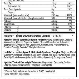 Etiqueta-Hydravol