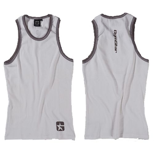 Camiseta-Tiras-Blanca