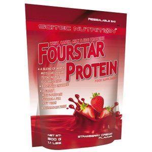Fourstar-Protein-Fresa-Cream