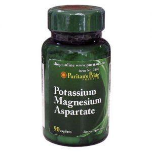 Potasio-Magnesio-Aspartate