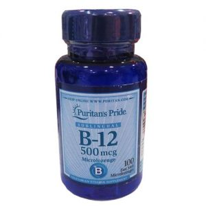 B12-Sublingual