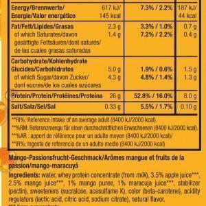 Etiqueta-Protein-Smothie