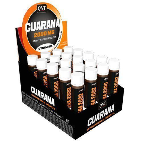 guarana en viales QNT