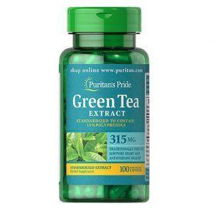Green tea Puritans Te Verde