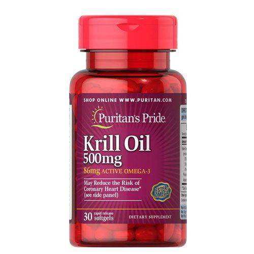 Aceite de krill Puritans