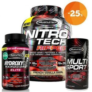 Pack muscletech definicion
