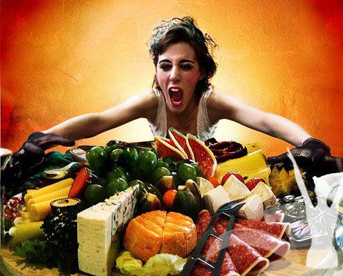 Controla tu ansiedad por comer