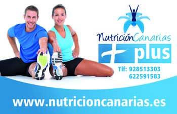 Tarjeta Nutricion Canarias Plus