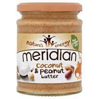 Crema de cacahuete y coco