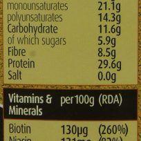 Etiqueta Crema de cacahuete